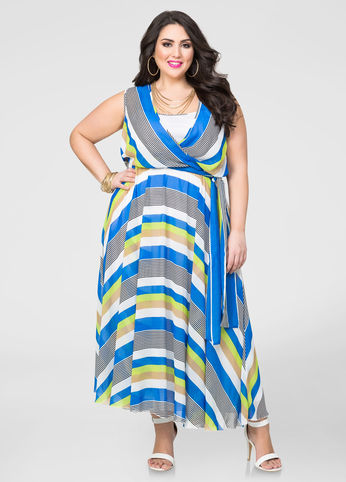 Ashley Stewart-Estrella Fashion Report-Plus Size Dresses