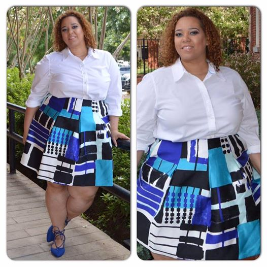 Farrah Estrella-Estrella Fashion Report-Lane Bryant
