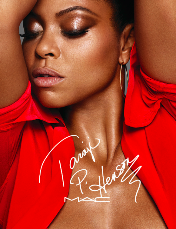 Taraji P. Henson X MAC Cosmetics-Makeup- Beauty-MAC-