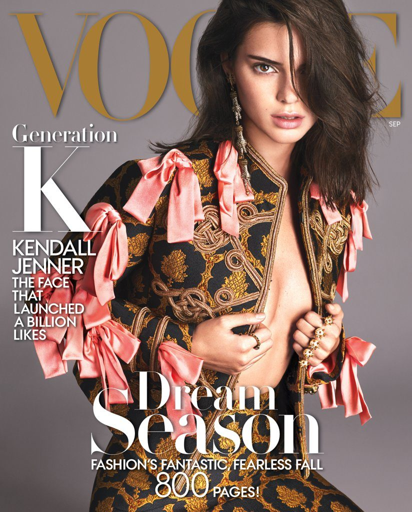 Kendall-Jenner-Vogue-Cover-September-2016-Estrella Fashion Report