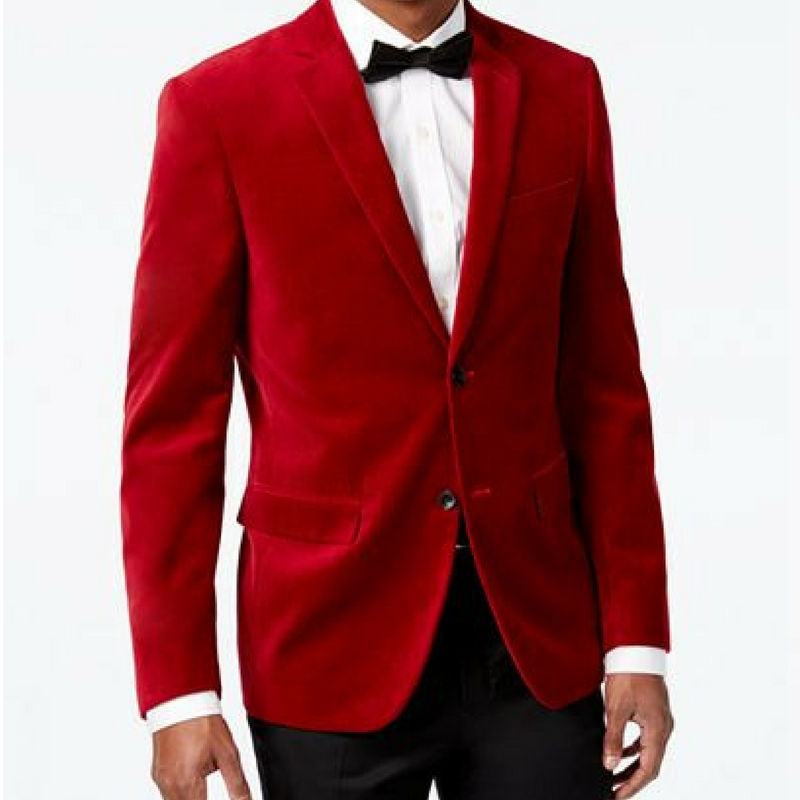 Velvet Jacket-Velvet-Sport Coat-Men's Jacket-