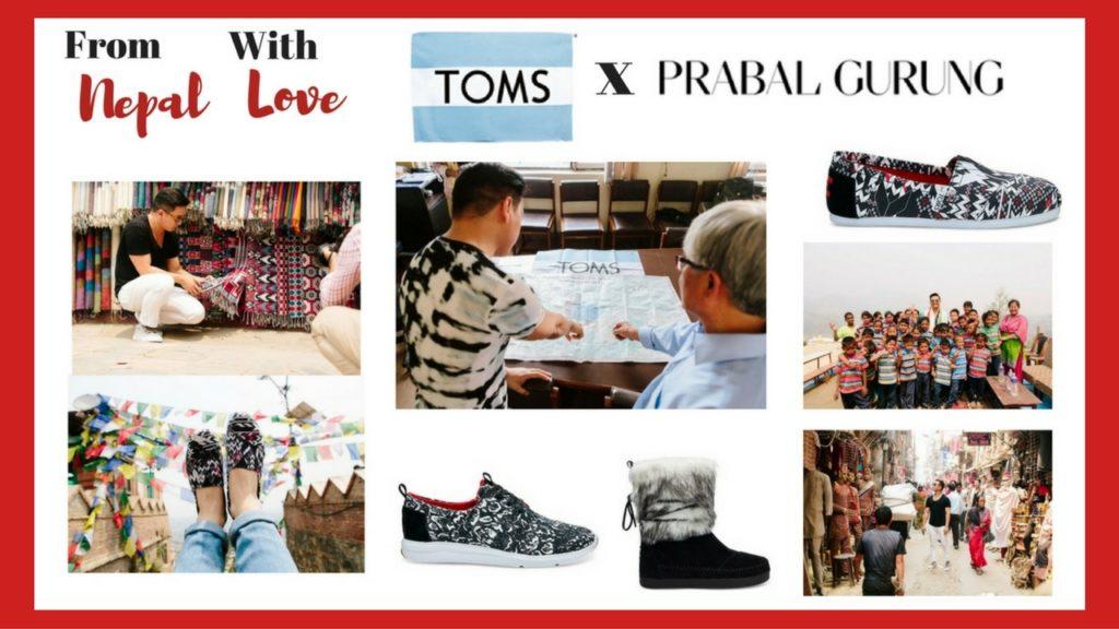 TOMS-Prabal Gurung- TOMS Shoes-Estrella Fashion Report