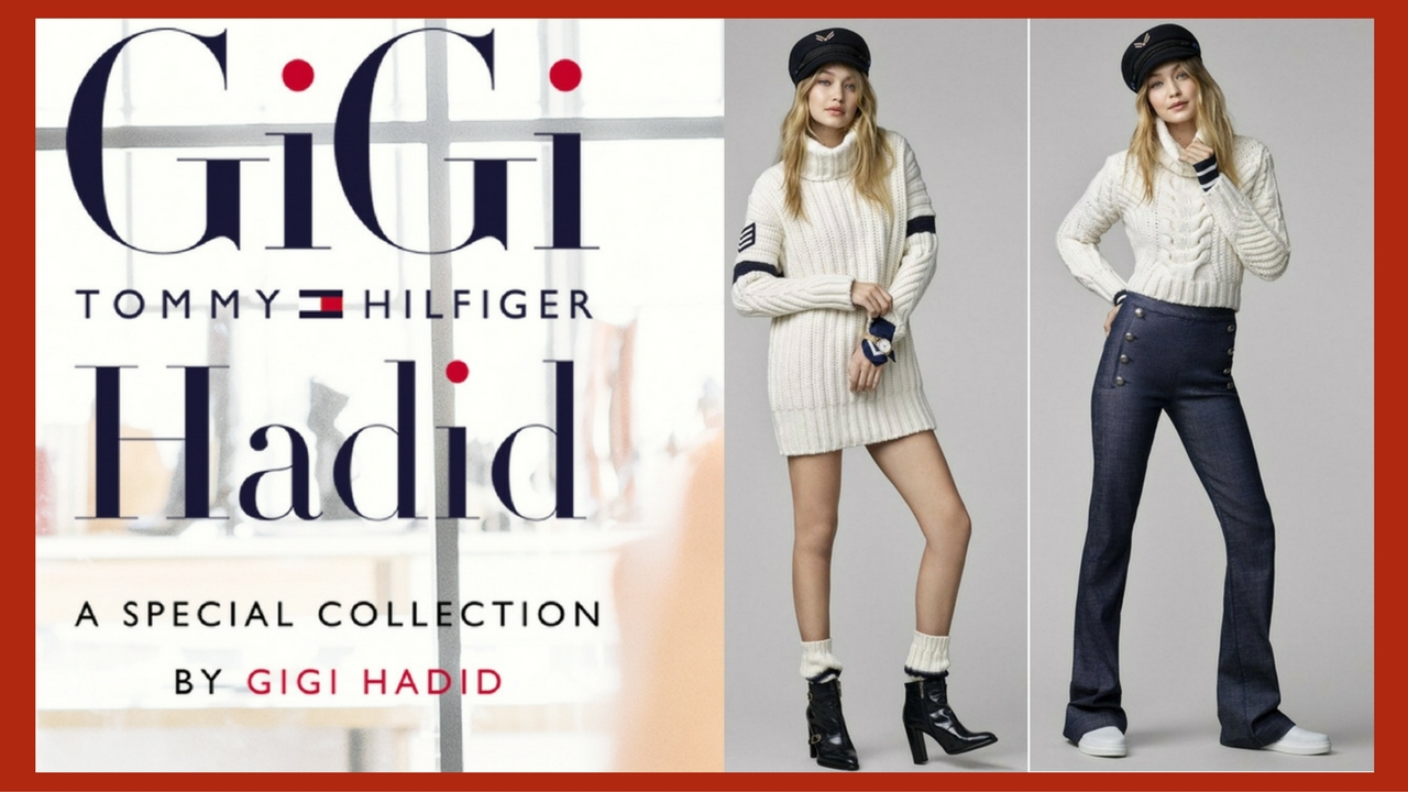 703641775 First look at the Gigi Hadid X Tommy Hilfiger Collection Lookbook ...