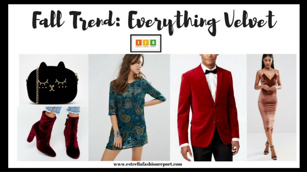 Fall Trend-Velvet-Fall Trends-Velvet Shoes-Velvet Dresses