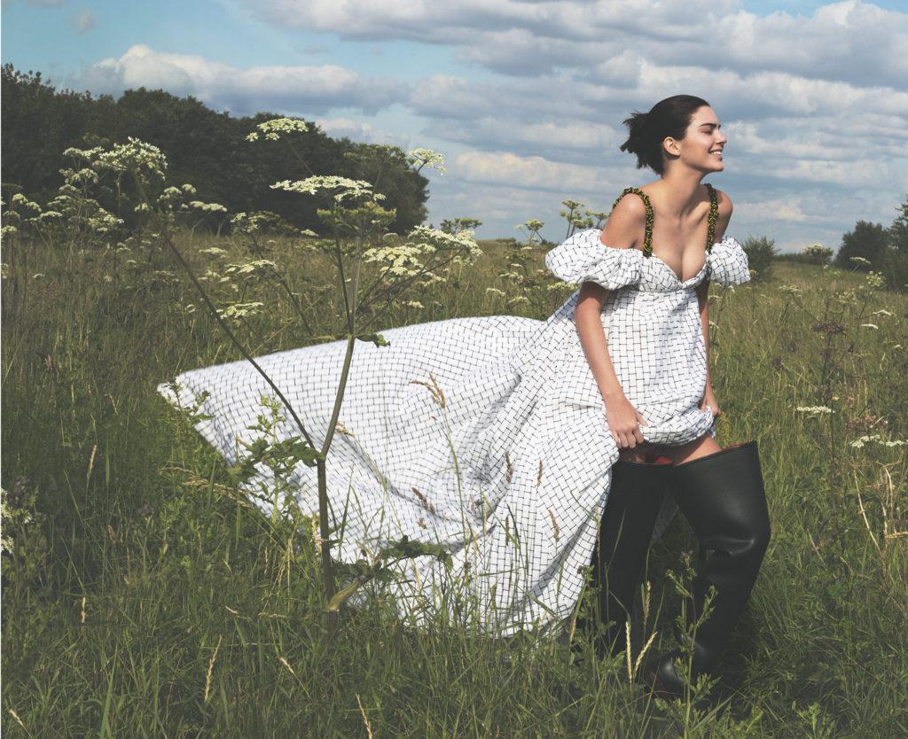 Kendall Jenner-Vogue-Estrella Fashion Report-Vogue Covers