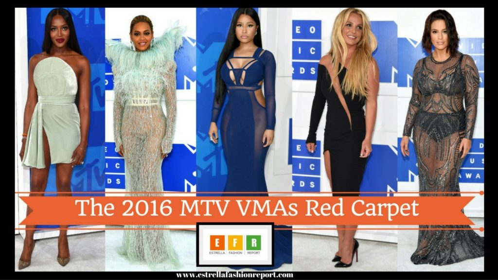 MTV-VMAs-Red Carpet-Estrella Fashion Report -