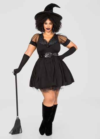 Plus-Size-Witch-costume-estrella-fashion-report-ashley-stewart