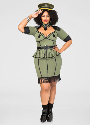 Plus-Size-costumes-Ashley-Stewart-Estrella-fashion-report-  sc 1 st  Estrella Fashion Report : plus size naughty halloween costumes  - Germanpascual.Com