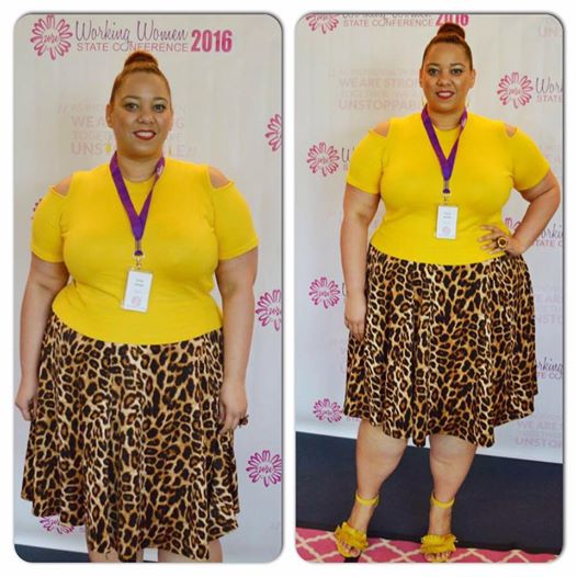 WWC2016-Working Women of Tampa Bay-Estrella Fashion Report