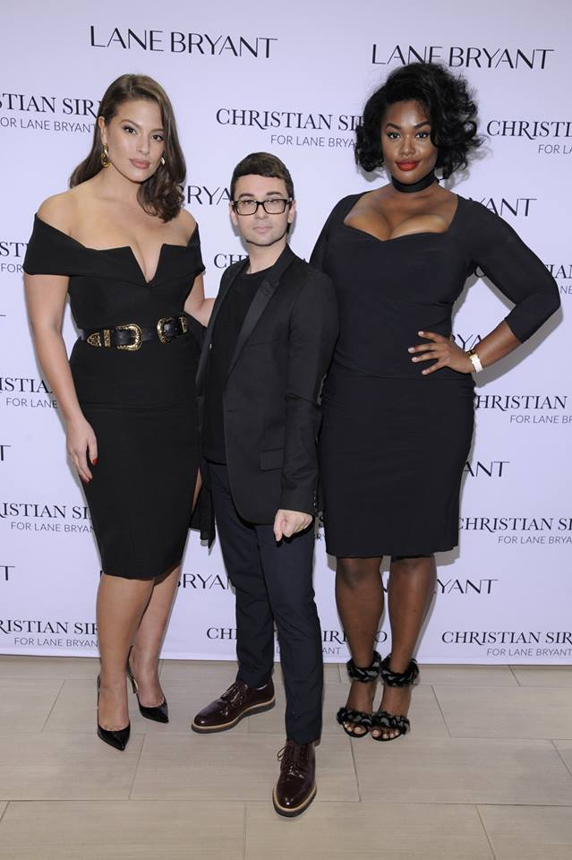 Lane Bryant-Christian Siriano-Precious Lee-Ashey Graham