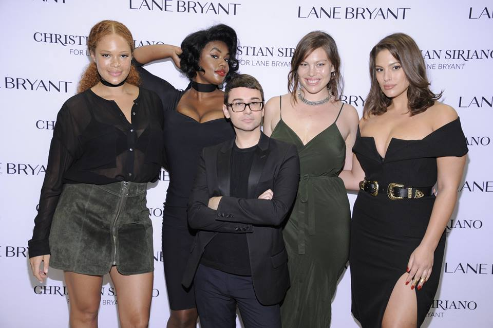 Lane Bryant-Christian Siriano-Estrella Fashion Report-