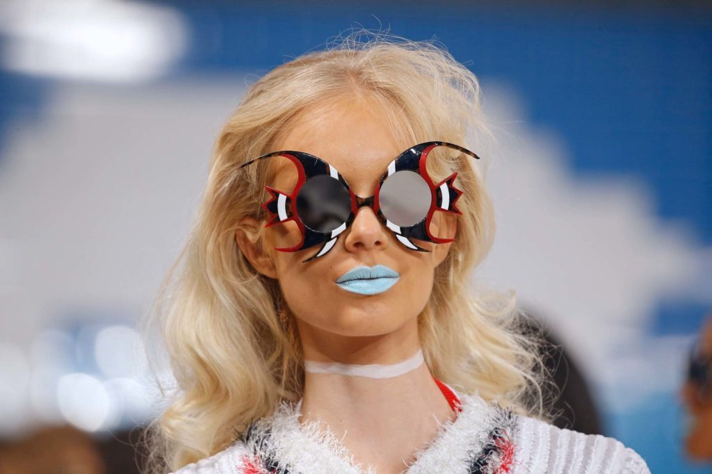 Thom Browne, NYFW, Fashion Week, Estrella Fashion Report-Sunglasses