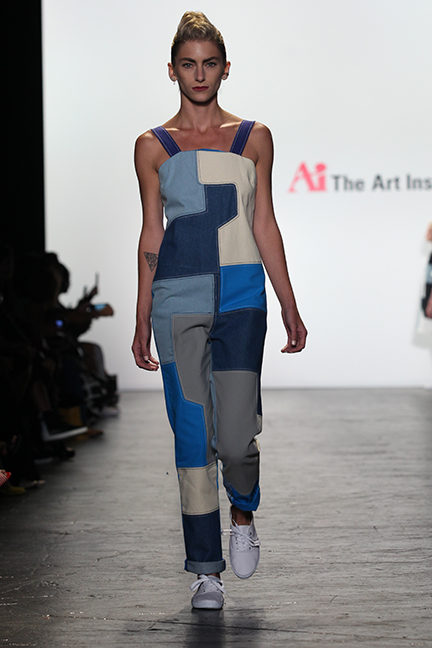 Adrian Escoto-Art Institutes-NYFW-Estrella Fashion Report