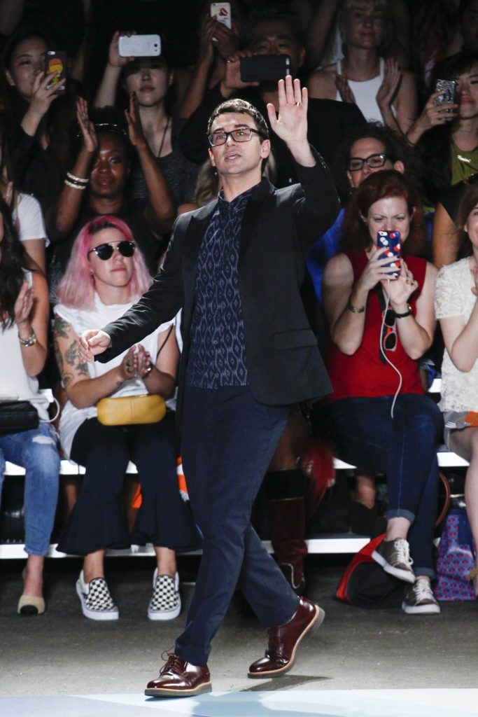 Fashion Designer Christian Siriano-NYFW-Estrella Fashion Report