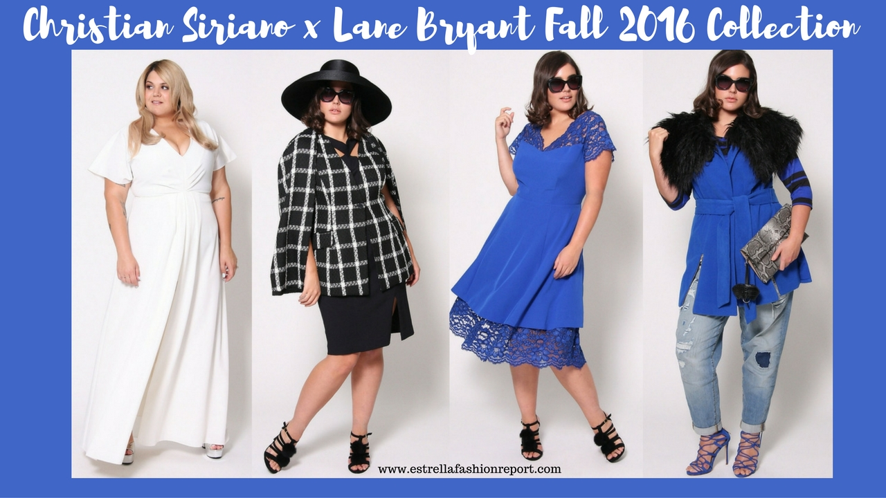 c6dcc0e20bd First look at the Christian Siriano x Lane Bryant Fall 2016 Collection