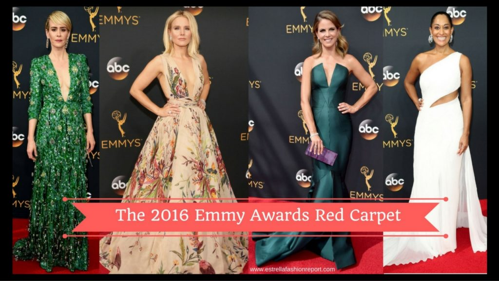Emmy Awards-The Emmys-Red Carpet-Estrella Fashion Report-