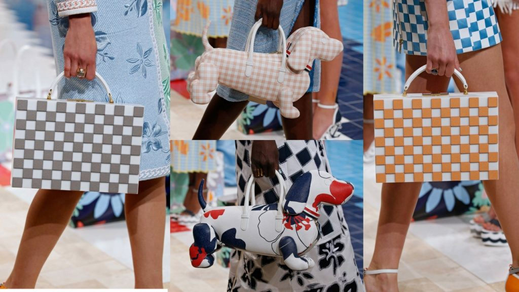 Thom Browne Spring 2017-Handbags-NYFW-Fashion Week