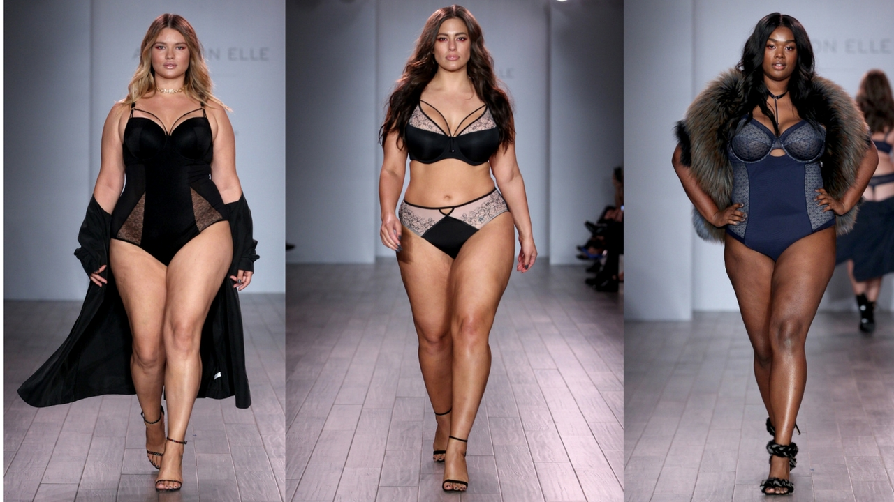 a667bb216deef Addition Elle Holiday and Lingerie 2016 Collections at Kia Style360 in New  York