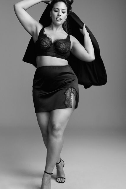 Ashley Graham-Lane Bryant-This Body Campaign-Estrella Fashion Report