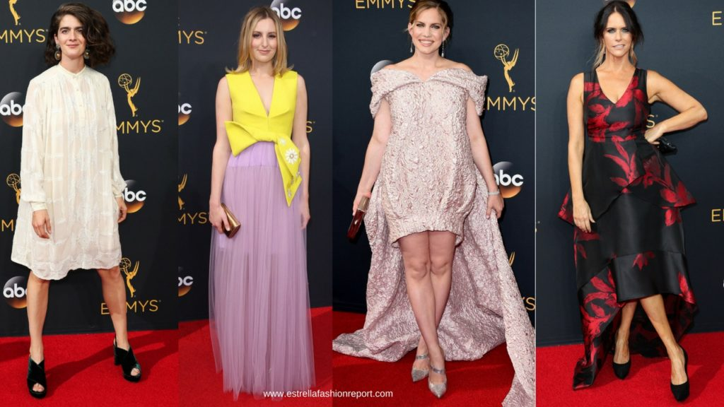 Estrella Fashion Report-Red Carpet-The Emmys-The Emmy Awards-