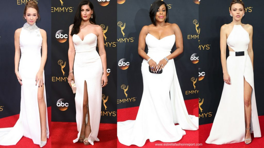 The Emmys-Emmy-Awards-Estrella-Fashion Report-Red-Carpet