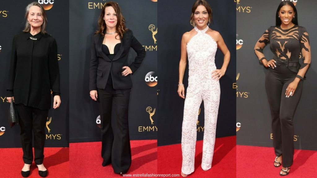 Estrella Fashion Report-Red Carpet-The Emmys-Emmy Awards
