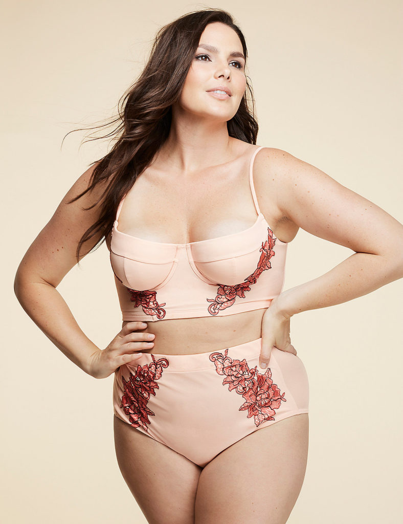 cropped-bustier-high-waist-panty-lane-bryant-lela-rose-lingerie-estrella-fashion-report