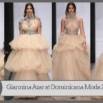 Giannina Azar at Dominicana Moda 2016