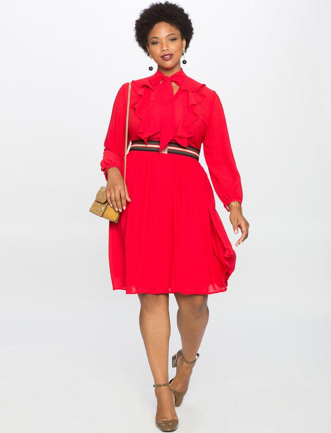 Red-Dresses-Eloquii-estrella-fashion-report-talla-grande-ropa-grande