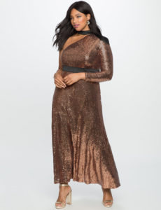 long-sleeve-sequin-dress-