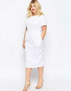 asos-curve-plus-size-white-dress-shopping