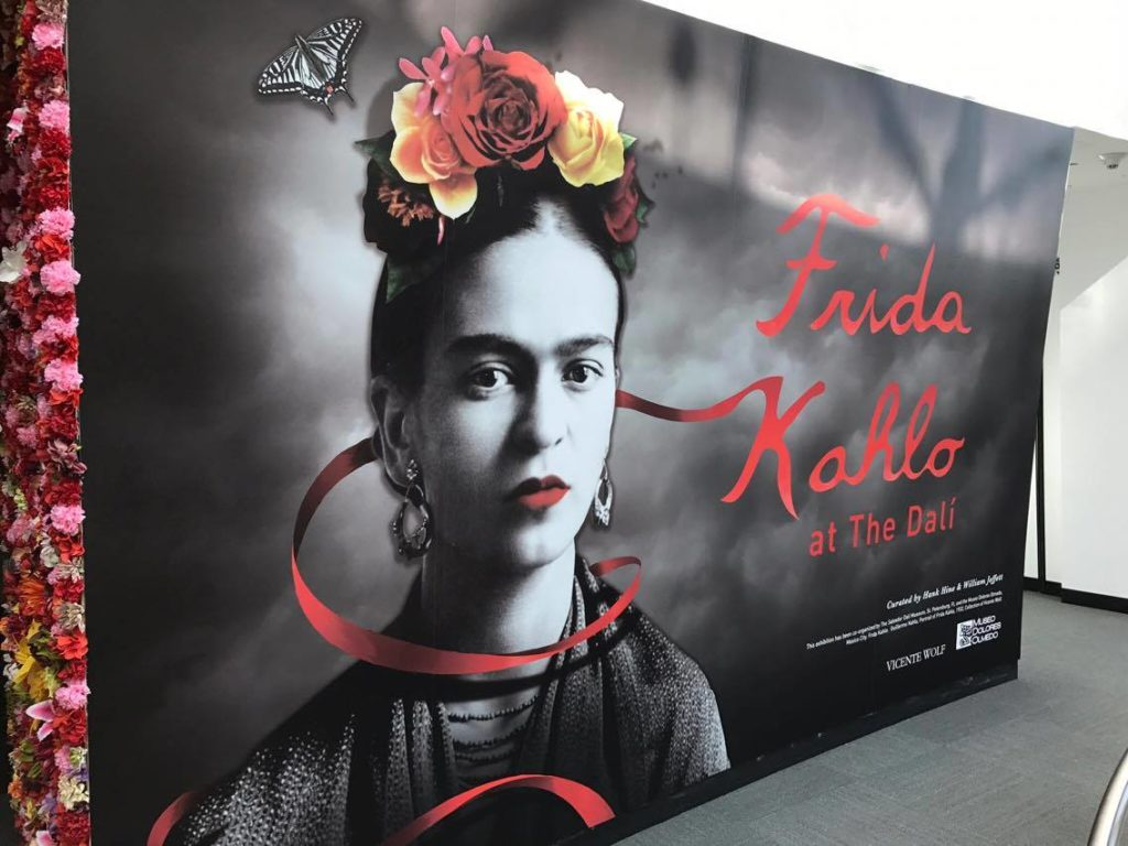 frida-khalo-exhibit-at-the-dali-museum-in-st-petersburg-florida