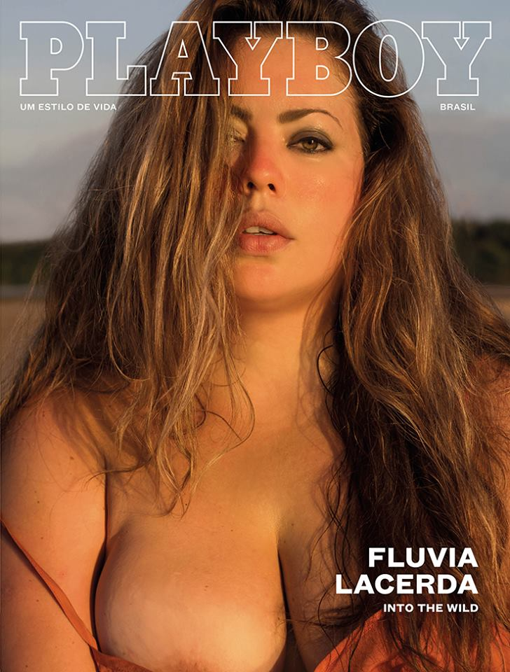 Plus-size-model-Fluvia-Lacerda-makes-the-cover-of-Playboy-Brasil.