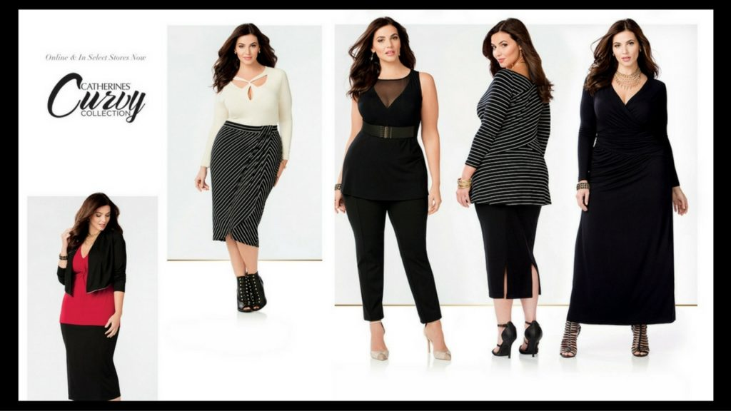 first look at the new curvy collection by catherines plus sizes