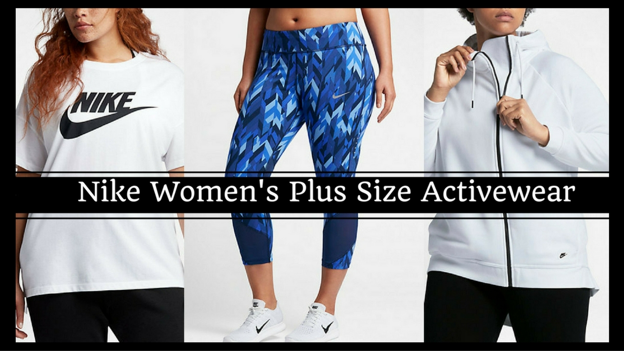 87a9c6bbb9 Are You Looking for Plus Size Activewear  Nike Women s Plus Size Activewear  is Here