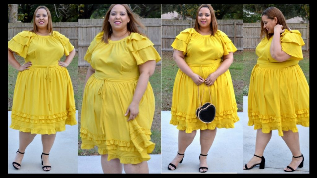 yellow-plus-size-dress-from-elqouii-farrah-estrella-latina-blogger