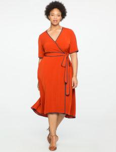 plus-size-wrap-dress-eloquii-shopping