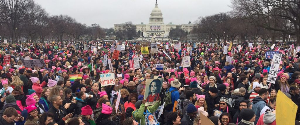 the-2017-womens-march-on-Washington-crowd-protest