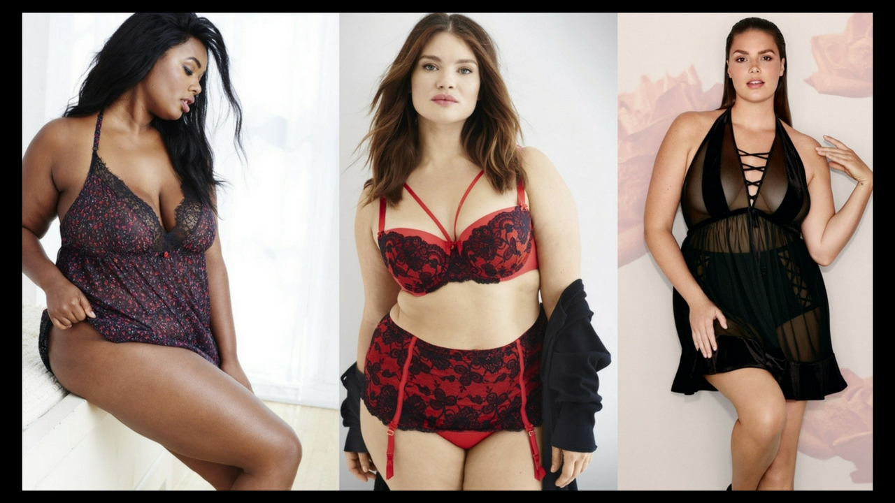 ec090860a01 Lane Bryant Valentine s Day Collection featuring their  ImNoAngel Squad