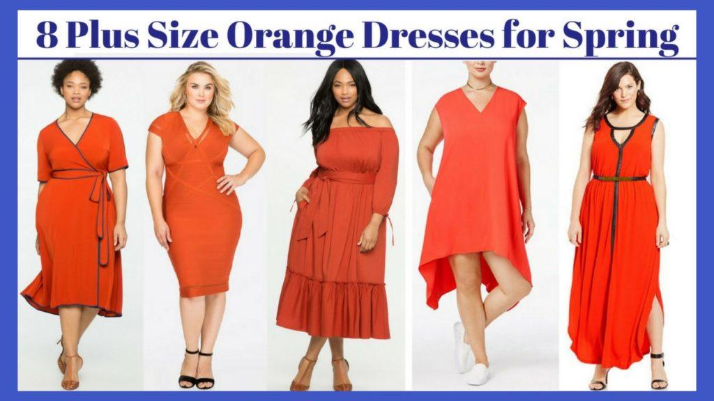 plus-size-dresses-orange-from-eloquii