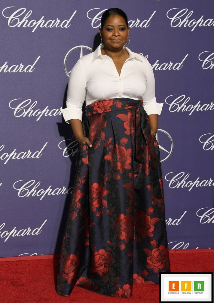 octavia-spencer-hidden-figures-red-carpet-eliza-j-gown