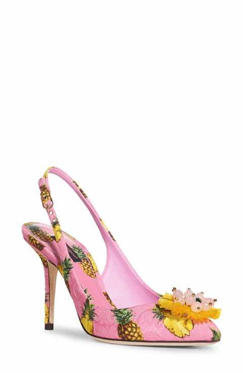 dolce-and-gabbana-pineapple-slingback-pump-nordstrom