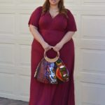 Look of the Day: Kimono Style Maxi Dress