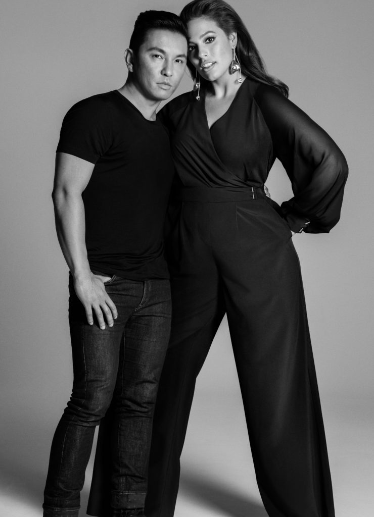 Lane-Bryant-for-Prabal-Gurung-Campaign-Photo-featuring-Ashley-Graham