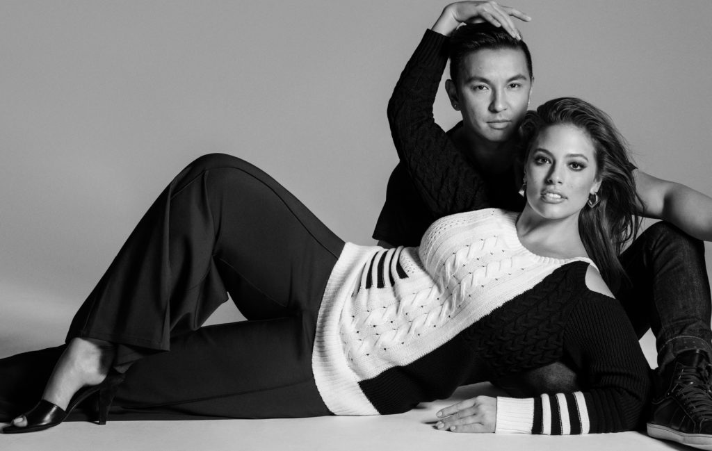 lane-bryant-for-prabal-gurung-ashley-graham-campaign-photo