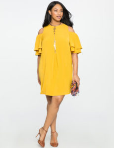 yellow-plus-size-dresses-