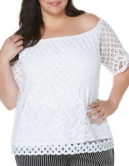 rafaella-plus-off-the-shoulder-lace-top