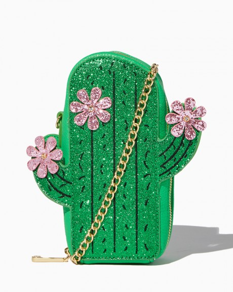 Cactus Crossbody Bag From Charming Charlie