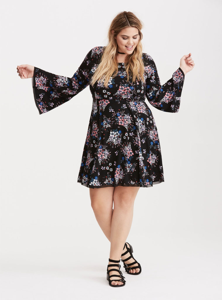 torrid-flower-dress