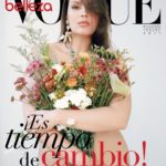 Plus Model Candice Huffine makes the cover of Vogue Mexico Belleza SS17